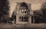 Klosterruine Heisterbach, Fotografie um 1910, Bildnummer: bbv_00990