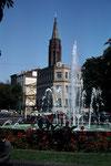 Kaiserplatz, Dia um 1965, Bildnummer: bbv_00681