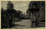 Südflügel mit barockem Eingang zum Hofgarten, Bildnummer: bbv_00490
