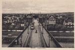 Rheinbrücke und Haus Mehlem, Bildnummer: bbv_00763