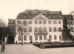 Münsterplatz um 1968, Bildnummer: bbv_00728