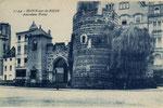 Vivatsgasse und Sterntor um 1925, Bildnummer: bbv_00849