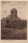 St. Joseph in der Nordsatdt um 1930, Bildnummer: bbv_01109