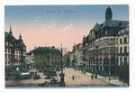 Marktplatz, Heliochromdruck um 1910, Bildnummer: bbv_00627