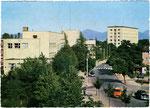 Görresstraße (heute: Platz der Vereinten Nationen), Autotypie um 1955, Bildnummer: bbv_00328