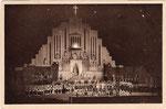 """""""Das große Welttheater"""" von Pedro Calderón de la Barca, Aufführung in Godesberg vom Mai bis Oktober 1926, Bildnummer: bbv_01136"""