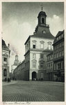 Der neuerrichtete Nordflügel um 1930, Bildnummer: bbv_00142