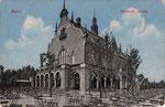 Ehem. Stadthalle in der Gronau um 1915, Bildnummer: bbv_00434