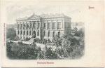Provinzialmuseum (heute: Landesmuseum) um 1900, Bildnummer: bbv_00734