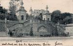 Kronprinzenvilla in der Wörthstraße um 1910, Bildnummer: bbv_01099