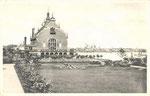Ehem. Stadthalle in der Gronau um 1905, Bildnummer: bbv_00839
