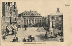 Altes Rathaus um 1910, Bildnummer: bbv_00613