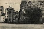 Vivatsgasse und Sterntor um 1925, Bildnummer: bbv_00848