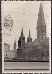 Münsterkirche, Fotografie 1950, Bildnummer: bbv_01178