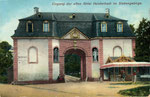 Barockes Eingangstor zum Kloster Heisterbach, Bildnummer: bbv_01022