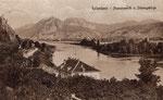 Rolandseck, Fotografie um 1910, Bildnummer: bbv_00999