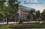 Gesellschaftshaus des Bürgervereins um 1920, Bildnummer: bbv_01053