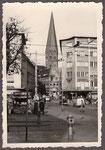 Gangolfstraße, Fotografie 1950, Bildnummer: bbv_01182