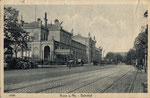 Hauptbahnhof um 1915, Bildnummer: bbv_00193