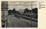 Neuerbaute Unterführung an der Poppelsdorfer Allee (heute: Busbahnhof) von 1936, Bildnummer: bbv_00671