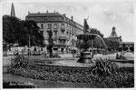 Kaiserplatz um 1910, Bildnummer: bbv_00516