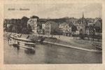Ehem. Oberbergamt, jetzt Institut für Geschichtswissenschaft, um 1910, Bildnummer: bbv_00780