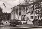 Bundespostministerium, Adenauerallee, Fotografie um 1955, Bildnummer: bbv_01134