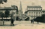 Kaiserplatz um 1900, Bildnummer: bbv_00674