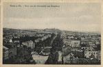 Blick zum Kreuzberg um 1910, Bildnummer: bbv_00716