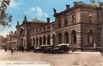 Hauptbahnhof um 1920, Bildnummer: bbv_00309