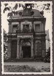 Kreuzbergkirche, Fotografie 1950, Bildnummer: bbv_01216