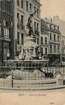 Martinsbrunnen, um 1910, Bildnummer: bbv_01230