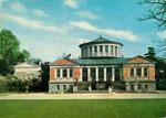 Hofgarten und Akademisches Kunstmuseum um 1955, Bildnummer: bbv_00460