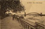 Alter Zoll um 1900, Bildnummer: bbv_00181
