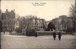 Kaiserplatz um 1924, Bildnummer: bbv_00514