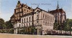 Collegium Albertinum um 1915, Bildnummer: bbv_00428