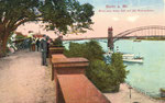 Alte Rheinbrücke, Bildnummer: bbv_00412