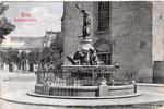 Martinsbrunnen, um 1905, Bildnummer: bbv_01166