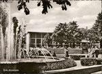 Kaiserplatz und Kaiserhalle um 1955, Bildnummer: bbv_00508