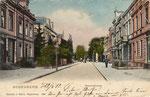 Bahnhofstraße, , Heliochromdruck um 1900, Bildnummer: bbv_00462