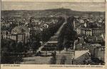 Kaiserplatz um 1910, Bildnummer: bbv_00718