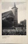 St. Antonius, Dransdorf um 1955, Bildnummer: bbv_00276