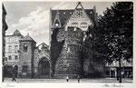 Sterntor um 1910, Bildnummer: bbv_00850