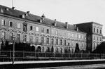 Ehem. kurfürstliches Schloss, Fotografie von 1892, Bildnummer: bbv_00070