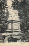 Kriegerdenkmal auf dem Alten Friedhof, Bildnummer: bbv_00568