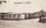 Barackenlager für französische Soldaten (Le camp Barbot), Ecke Endenicher Allee / Nußallee, um 1920, Bildnummer: bbv_00529
