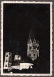 Münsterkirche, Fotografie 1950, Bildnummer: bbv_01177