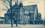 Godesberger Bahnhof um 1920, Bildnummer: bbv_00297