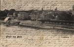Hotel Rheineck um 1900, Bildnummer: bbv_00785
