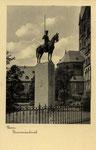 Husaren-Denkmal (untergegangen), Bildnummer: bbv_00494